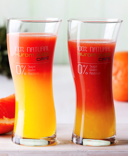 Сок из грейпфрута и ананаса