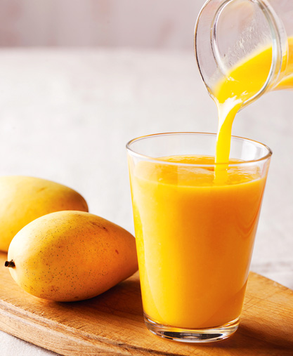 Сок из манго