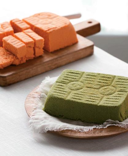 Овощной тофу