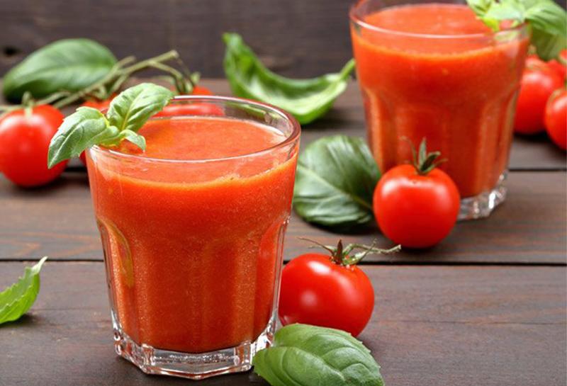 Домашний томатный сок