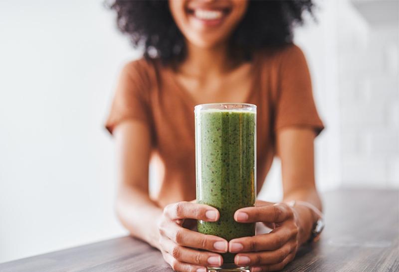 Сок из твердых овощей