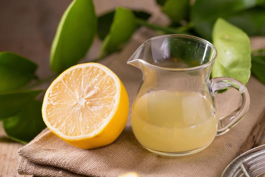 Лимонный сок при диабете