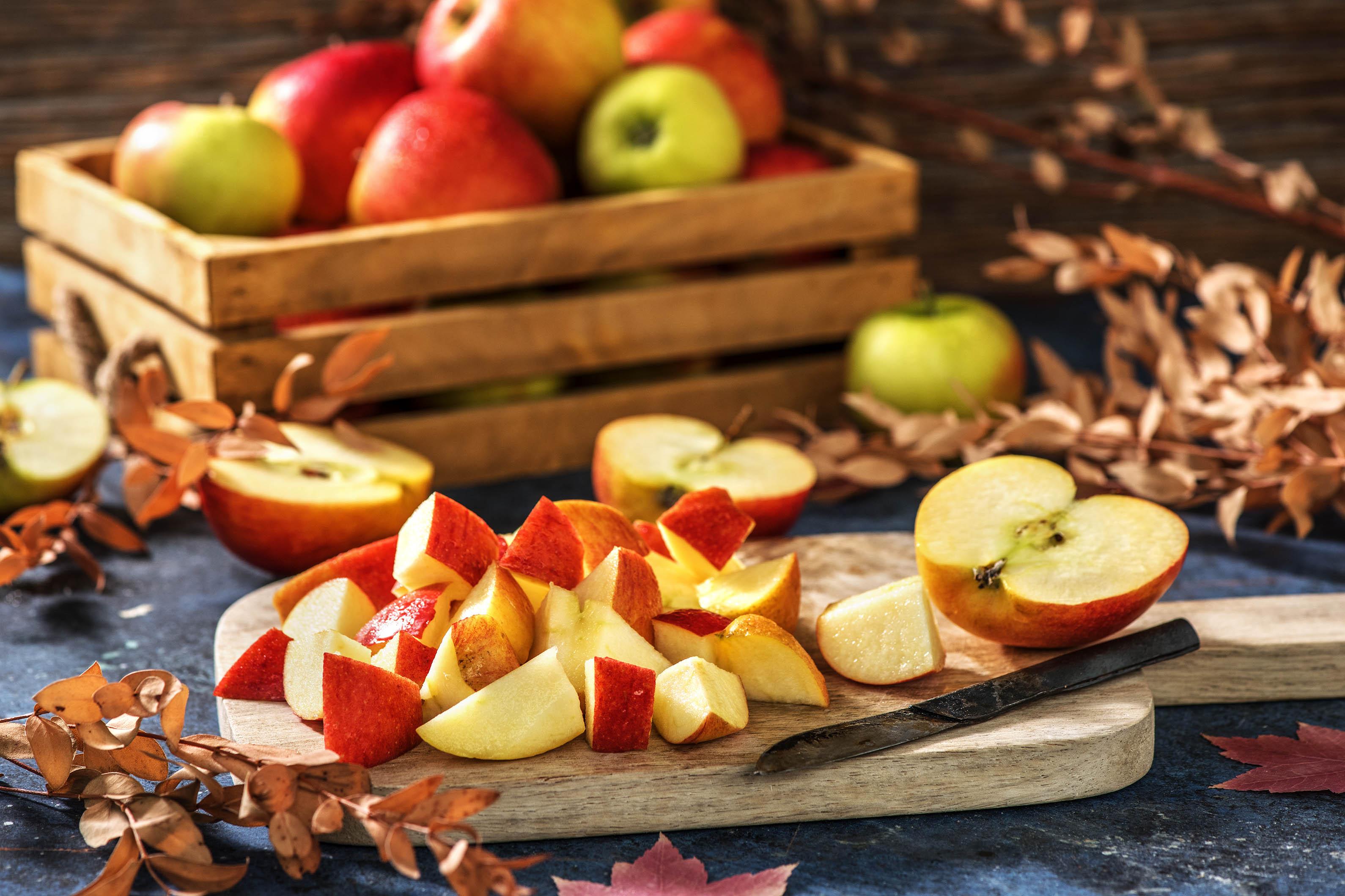 Польза яблочного сока для организма