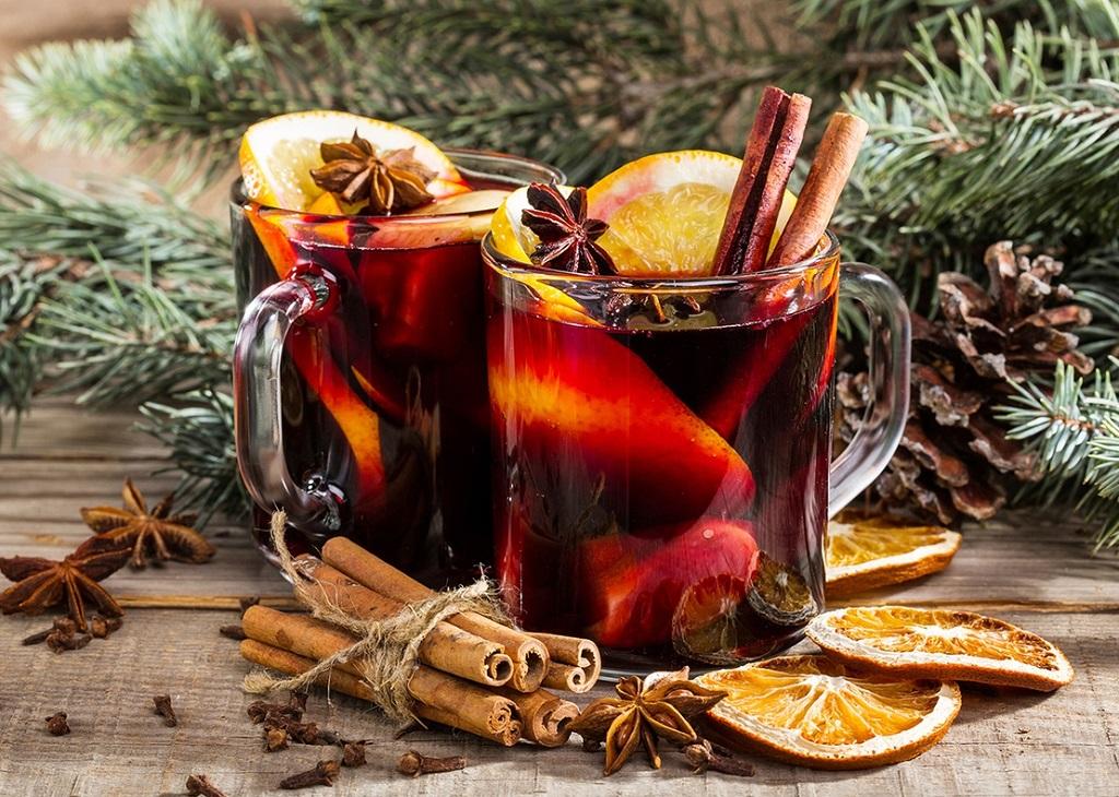 Напиток новогодний