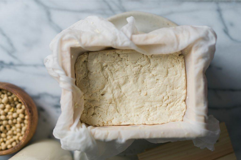 Вегетарианский тофу