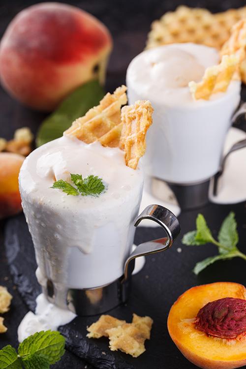 Натуральное и вкусное мороженное от Hurom
