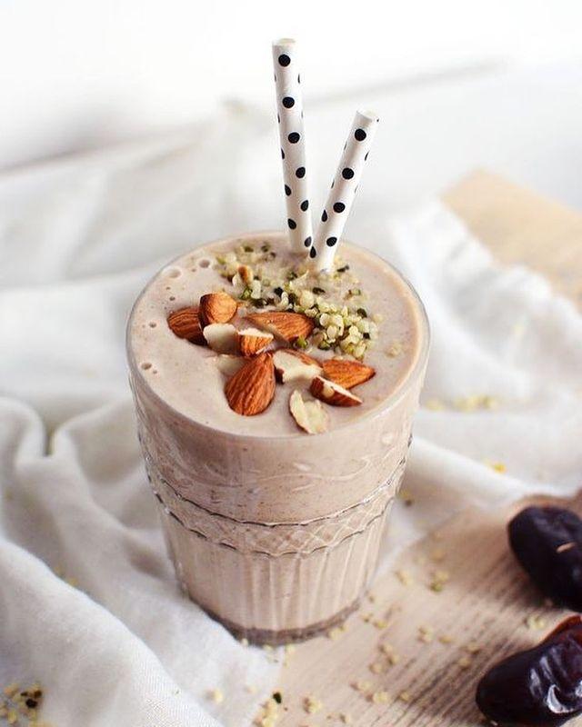Чудо-напиток на основе миндального молока от Hurom