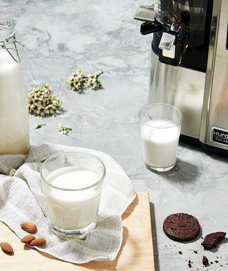 Изысканное ореховое молоко от Hurom